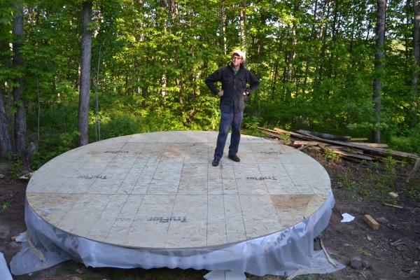 yurt master
